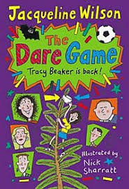 Buy my mum tracy beaker by jacqueline wilson, nick sharratt (isbn: The Dare Game Wikipedia