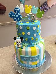 Mickey Mouse Baby Shower Cakes  Google Search  Stuff To Buy Baby Mickey Baby Shower Cakes