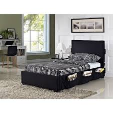 twin platform bed. Cargo Twin Platform Bed, Black Bed