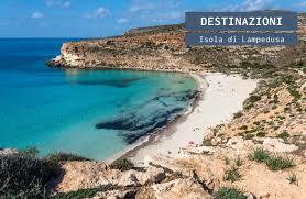 Lampedusa Terra Di Fascino Con Un Mare Straordinario Onemag Idee