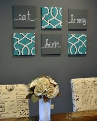 eat drink be merry hmm unique diy dining room wall decor