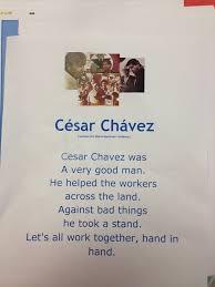 17 best Cesar Chavez images on Pinterest   Mexicans, Teaching ...