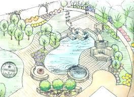 landscape architecture blueprints. Garden Design Blueprint Landscape Architect 3 Designs By Our Licensed 5 . Architecture Blueprints L
