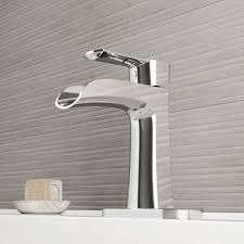 vigo bathroom faucets. VIGO Paloma Single Hole Bathroom Faucet With Deck Plate - Free Shipping Today Overstock 26353183 Vigo Faucets