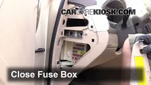 interior fuse box location kia optima kia optima interior fuse box location 2006 2010 kia optima 2008 kia optima ex 2 4l 4 cyl