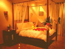romantic bedroom ideas candles. First Night Room Decoration With Candles Images For Romantic Bedroom Albgood Bed Wedding Pictures Ideas