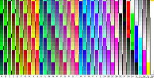 Icc Color Chart Color Management Fujifilm Europe