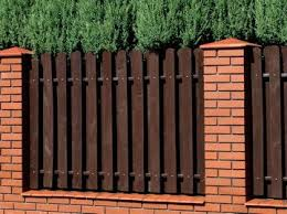 Small Picture 12 best Fence ideas images on Pinterest Fence ideas Front fence
