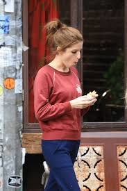 Join us for drinks at the bar or hang out in our garden. Anna Kendrick On The Set Of Love Life At Mud Cafe In New York 10 07 2019 Hawtcelebs