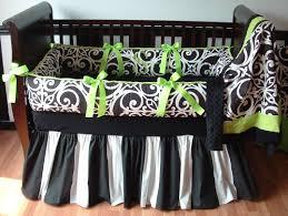 highland lime baby bedding