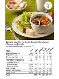 diabetes food menus diabetic meals 11 tasty menu plans diabetic living online