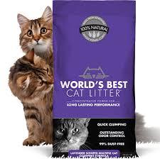 image cat litter. Fine Image A GENTLE FLORAL FRAGRANCE IN DUSTFREE CAT LITTER To Image Cat Litter U