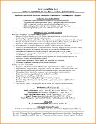 Assistant Manager Job Description For Resume Warehouse Manager Job Description Template Inventory Production 29