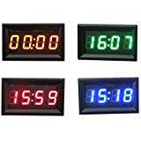 DYTesa <b>Car</b> Mini <b>Electronic Clock</b> Time Watch Auto Dashboard ...