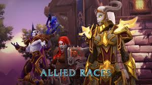 Best Way To Get Exalted With Army Of The Light Allied Races Overview Guides Wowhead