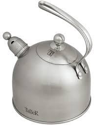 """<b>Чайник Taller</b> """"Bolton"""" со свистком, <b>2</b> л. TR-1343 — купить в ..."""