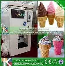 Frozen Yogurt Vending Machine Awesome China Automatic Frozen Yogurt Machinesoft Ice Cream Vending Machine
