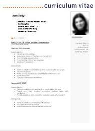 Modelo De Curriculum Vitae Para Completar Basico Modelos De Modelos