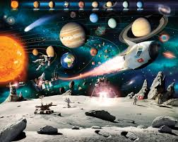 Outer Space Bedroom Space Stickers For Bedroom Kids Wall Stickers Ireland