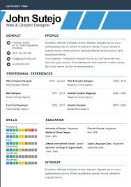 Single Page Resume Template Word Best Of One Page Resume Template Resume Template Pinterest Writer