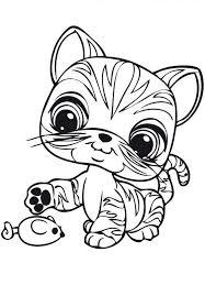 Littlest Pet Shop Coloring Pages Coloring Pages Dibujos Dibujos