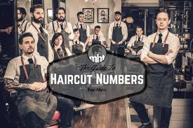 Haircut Numbers Hair Clipper Sizes Mens Hairstyles