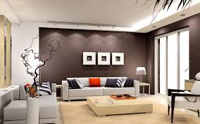 Interior Design For Living Room Walls Affordable Living Area Paint And Furniture Design With Grey Wall