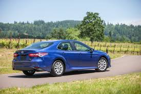 2018 Toyota Camry Prices and Fuel Economy – More Money, Power, MPGs