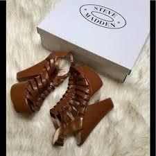 Steve Madden Glendale Steve Madden Shoes Glendale Wedges Good Condition Poshmark