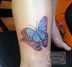 Immortal Tattoo Manila Philippines By Frank Ibanez Jr 3d Tattoo