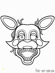Toy Bonnie Coloring Pages With Fnaf Coloring Pages Bonnie Beautiful