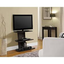 Small Televisions For Bedrooms Altra Galaxy Ii Espresso Tv Stand For Tvs Up To 32 Walmartcom