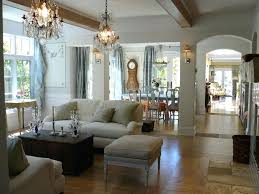 classic chandelier for traditional living room ideas design