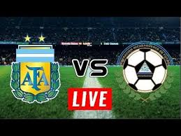 مشاهدة مباراة الارجنتين ونيكاراغوا بث مباشر بتاريخ 08-06-2019 مباراة ودية