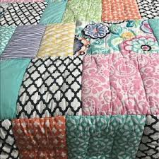 66% off Pottery Barn Teen Other - Patch It To Me Quilt and 4 Shams ... & Pottery Barn Teen Other - Patch It To Me Quilt and 4 Shams from PBT Adamdwight.com