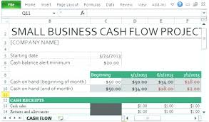Images Of Simple Cash Forecasting Template Business Flow Plan ...