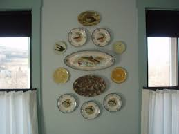 how to beautify your house with decorative plates to hang on wall great wall decoration