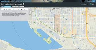 series maps arcwatch make an esri story map series app in minutes
