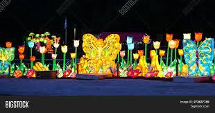 Brookgreen Summer Lights Festival Murrells Inlet South Image Photo Free Trial Bigstock