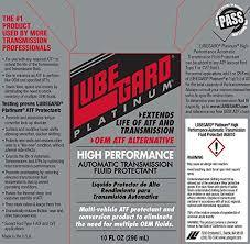Lubegard 63010 Platinum Universal Atf Protectant 10 Oz