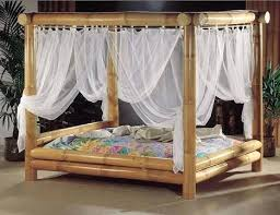 Bamboo Canopy Daybed Collection Headboards Palm Beach Regency ...