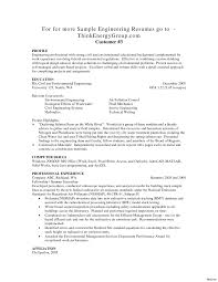 Resume Cover Letter Engineering Metallurgical Engineer Resume Examples Cover Letter 29