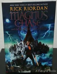 image is loading magnus chase the ship of the dead vol