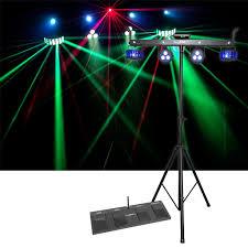 Rent Dj Lighting Chauvet Gigbar Stage Light System With Irc
