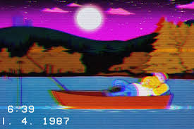 simpsons aesthetic wallpapers top