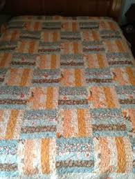 free jelly roll quilt patterns beginner | Atkinson Popsicle Sticks ... & Queen Size Jelly Roll Quilt Adamdwight.com