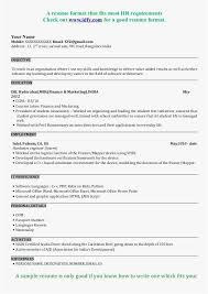 28 Resume For Mba Student Download Best Resume Templates