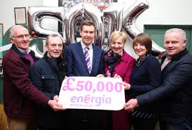 Teiges Mountain Community Wind Farm Fund awards funding to local projects -  Fermanagh Trust