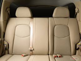 2007 chevrolet hhr rear seat