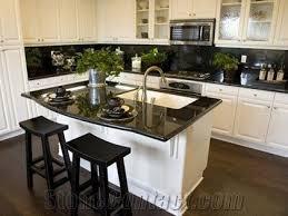 china black granite countertop